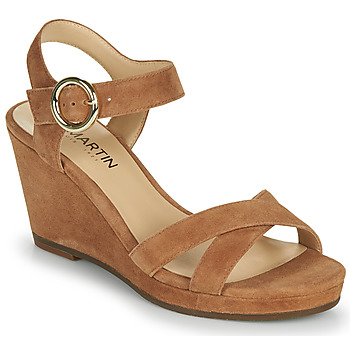 Schoenen Dames Sandalen / Open schoenen JB Martin QUERIDA Brown