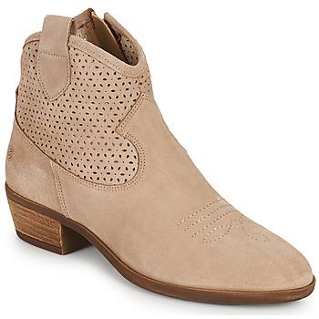 Schoenen Dames Laarzen Betty London OGEMMA Beige