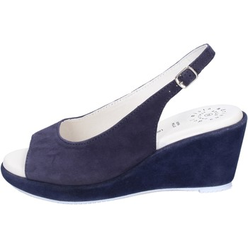 Schoenen Dames Sandalen / Open schoenen Adriana Del Nista Sandales BJ06 Bleu
