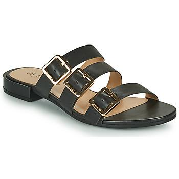 Schoenen Meisjes Sandalen / Open schoenen JB Martin BEKA Zwart