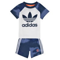Textiel Jongens Setjes adidas Originals GN4110 Wit