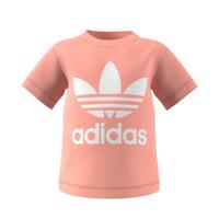 Textiel Kinderen T-shirts korte mouwen adidas Originals GN8176 Wit