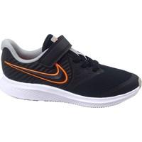 Schoenen Kinderen Fitness Nike Star Runner 2 Noir