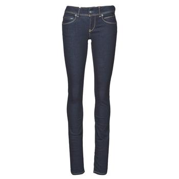 Textiel Dames Skinny jeans Pepe jeans NEW BROOKE Blauw / Brut / M15