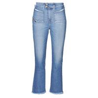 Textiel Dames Bootcut jeans Diesel D-EARLIE-H Blauw