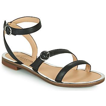 Schoenen Meisjes Sandalen / Open schoenen JB Martin 1GILANA Zwart