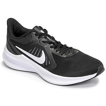 Schoenen Dames Running / trail Nike DOWNSHIFTER 10 Zwart / Wit