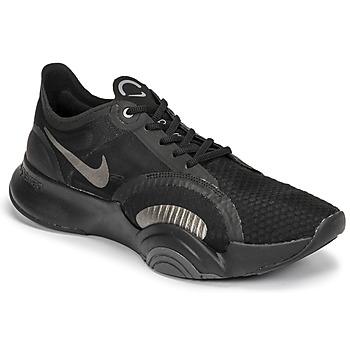 Schoenen Heren Allround Nike SUPERREP GO Zwart