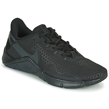 Schoenen Heren Allround Nike LEGEND ESSENTIAL 2 Zwart / Grijs