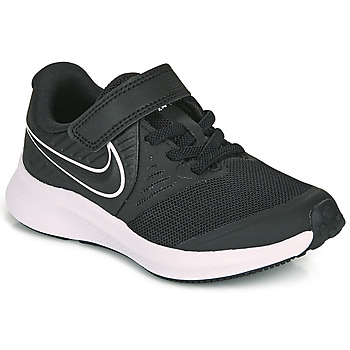 Schoenen Kinderen Allround Nike Star Runner 2 PS Zwart
