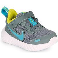 Schoenen Jongens Allround Nike Revolution 5 TD Grijs