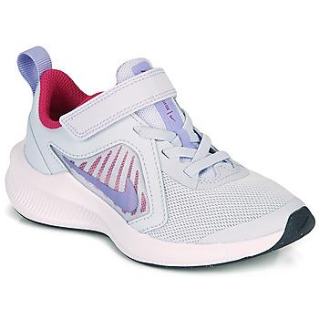 Schoenen Meisjes Allround Nike Downshifter 10 PS Blauw