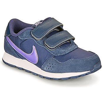 Schoenen Kinderen Lage sneakers Nike MD VALIANT PS Blauw