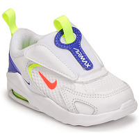 Schoenen Kinderen Lage sneakers Nike AIR MAX BOLT TD Wit / Blauw