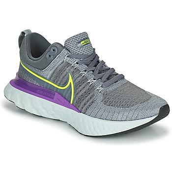 Schoenen Heren Running / trail Nike NIKE REACT INFINITY RUN FLYKNIT 2 Grijs