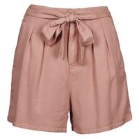 Textiel Dames Korte broeken / Bermuda's Vero Moda VMMIA Roze