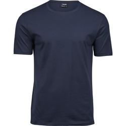 Textiel Heren T-shirts korte mouwen Tee Jays T5000 Marine