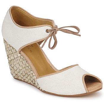 Schoenen Dames Sandalen / Open schoenen Coclico JIEN Wit