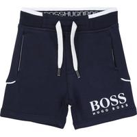 Textiel Jongens Korte broeken / Bermuda's BOSS NOLLA Marine