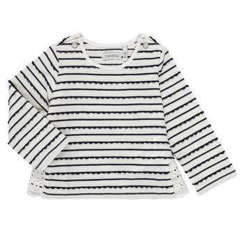 Textiel Meisjes T-shirts met lange mouwen Ikks XS10040-19 Multicolour