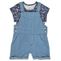 Textiel Meisjes Jumpsuites / Tuinbroeken Ikks XS37010-84 Blauw