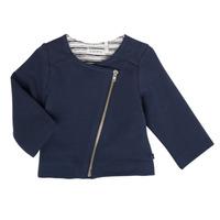 Textiel Meisjes Vesten / Cardigans Ikks XS17030-48 Marine