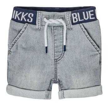 Textiel Jongens Korte broeken / Bermuda's Ikks XS25011-94 Grijs