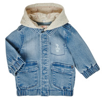 Textiel Jongens Wind jackets Ikks XS40021-84 Blauw