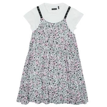 Textiel Meisjes Korte jurken Ikks XS30182-19-J Multicolour