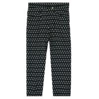 Textiel Meisjes Losse broeken / Harembroeken Ikks XS22002-02-J Zwart