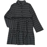 Textiel Meisjes Korte jurken Ikks XS30002-02-C Zwart