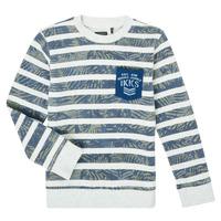 Textiel Jongens Sweaters / Sweatshirts Ikks XS15053-22-C Multicolour