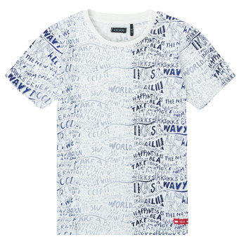Textiel Jongens T-shirts korte mouwen Ikks XS10063-19-C Multicolour