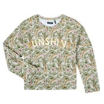 Textiel Meisjes Sweaters / Sweatshirts Ikks XS15032-11-J Multicolour
