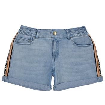 Textiel Meisjes Korte broeken / Bermuda's Ikks XS26002-84-J Blauw