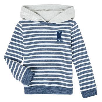 Textiel Jongens Sweaters / Sweatshirts Ikks XS15023-48-J Multicolour