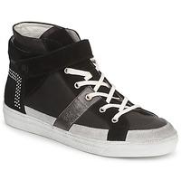 Schoenen Dames Hoge sneakers Janet Sport ISABEL MARGETTE Zwart