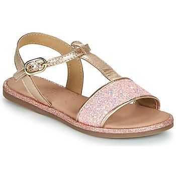 Schoenen Meisjes Sandalen / Open schoenen Mod'8 PAILLETTA Roze
