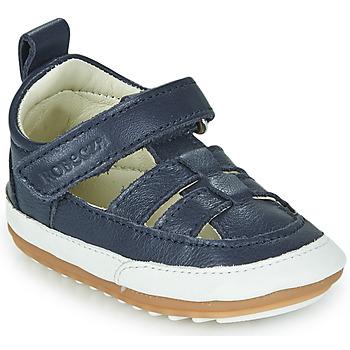 Schoenen Kinderen Sandalen / Open schoenen Robeez MINIZ Marine