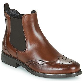 Schoenen Dames Laarzen Betty London JOSTA Brown
