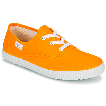 Schoenen Kinderen Lage sneakers Citrouille et Compagnie KIPPI BOU Geel