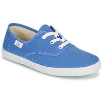 Schoenen Kinderen Lage sneakers Citrouille et Compagnie KIPPI BOU Blauw