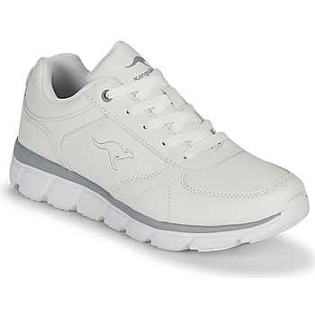 Schoenen Dames Lage sneakers Kangaroos KR-ARLA Wit