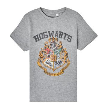 Textiel Kinderen T-shirts korte mouwen TEAM HEROES  HARRY POTTER Grijs