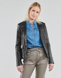 Textiel Dames Jasjes / Blazers Oakwood RESET Zwart