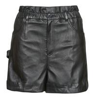 Textiel Dames Korte broeken / Bermuda's Oakwood JANNY Zwart