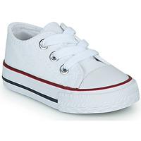 Schoenen Kinderen Lage sneakers Citrouille et Compagnie OTAL Wit