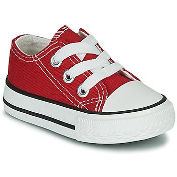 Schoenen Kinderen Lage sneakers Citrouille et Compagnie OTAL Rood