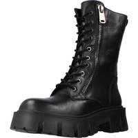 Schoenen Dames Enkellaarzen Inuovo 704024I Zwart