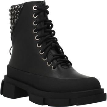 Schoenen Dames Enkellaarzen Alma En Pena V21481 Zwart